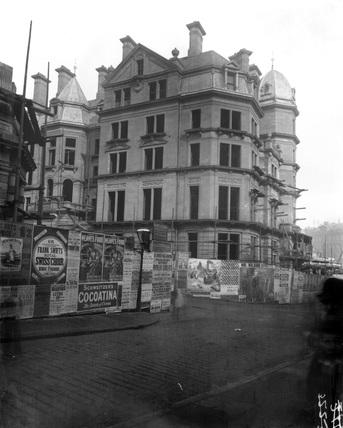 Bradford Hotel, c1880s (Derby, DY_3121)