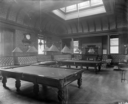 Bradford Midland Hotel Billiard Room (Derby, DY_4221)