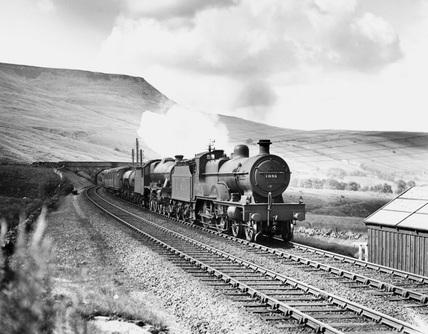 Alberta' steam locomotive, class 5XP 'Jubilee' 4-6-0 No.