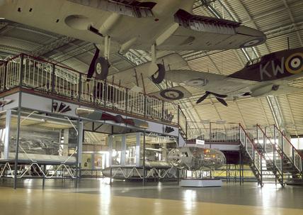 Flight Gallery, pre-1993.