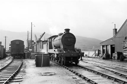 Fish train, 1948.