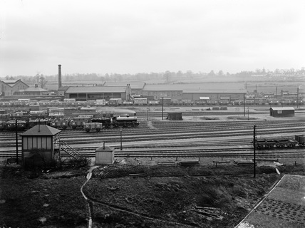 Wigston Sidings.
