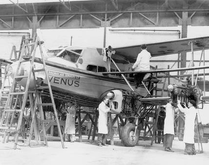 Railway Air services Ltd, c.1938.