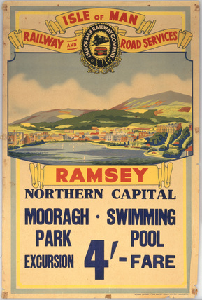 Ramsey, Isle of Man, c.1930s.