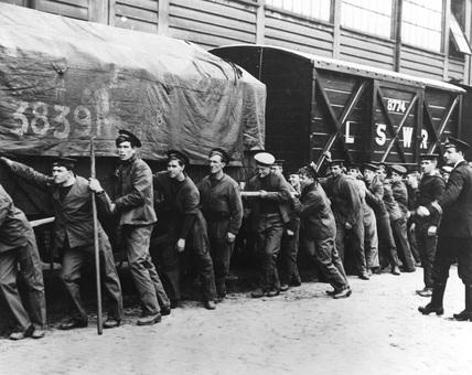 General Strike, 1926.