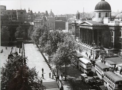 Naional Portrait gallery from South Africa House. May 13, 1949