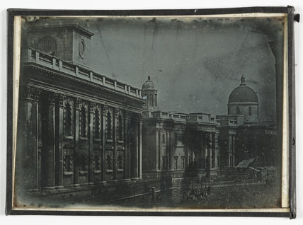 View of the National Gallery