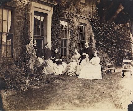 Seven Daughters of Archdeacon Dodgson