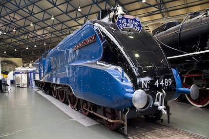 Dominion of Canada Engine and Tender