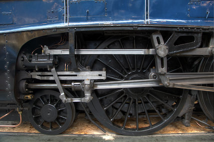 Sir Nigel Gresley Wheels