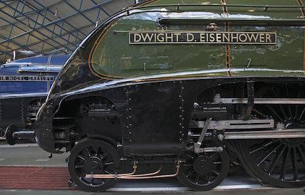 Dwight D Eisenhower Wheels