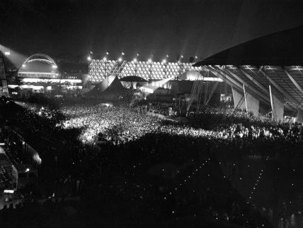 Festival of Britain, closing ceremony, Fairway, 30 September 1951
