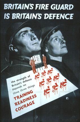 Britain's Fire Guard