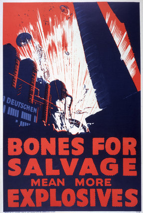 Bones For Salvage