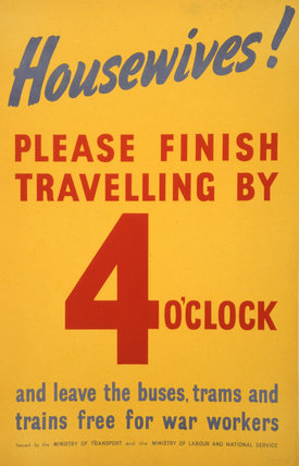 Housewives Please Finish Travelling ?