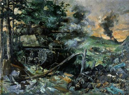 Tank Battle WW II