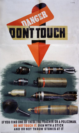Danger - Don't Touch