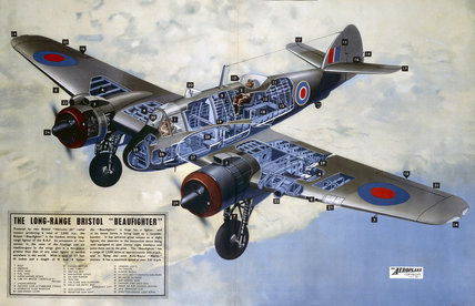The Long-Range Bristol Beaufighter