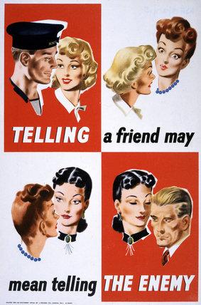 Telling a Friend ?