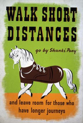 Walk Short Distances