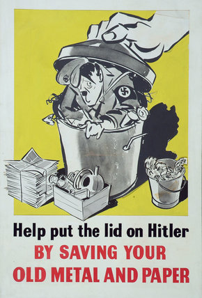 Help Put the Lid on Hitler
