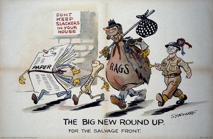 The Big New Round UP