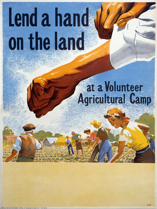 Lend a Hand On the Land