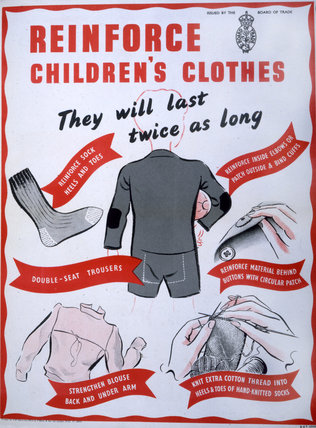 Reinforce Children's Clothes