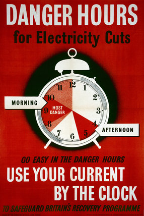 Danger Hours For Electricity Cuts