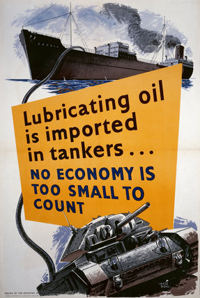 Lubricating Oil Is Imported