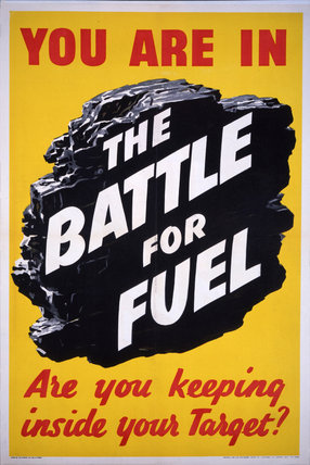 You Are In The Battle For Fuel