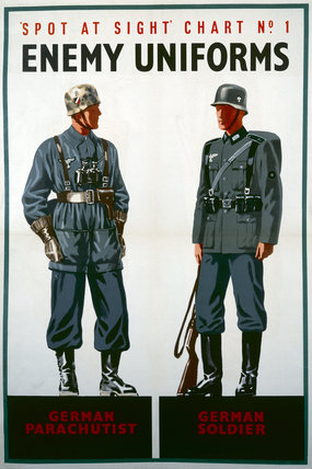 Spot At Sight Enemy Uniforms