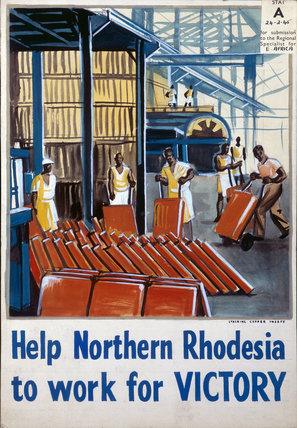 Help Northern Rhodesia