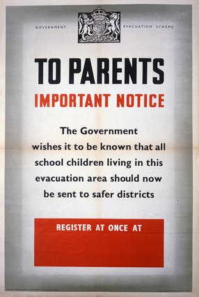 To Parents Important Notice