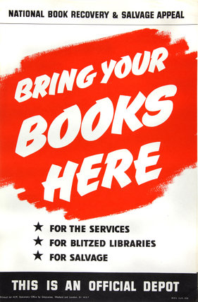 Bring Your Books Here