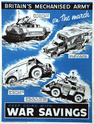 Britain's Mechanised Army