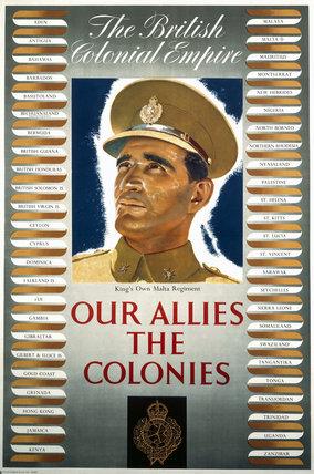 The British Colonial Empire