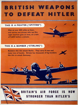 British Weapons to Defeat Hitler - Aircraft