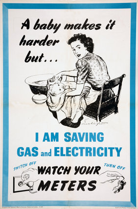 I Am Saving Gas and Electricity