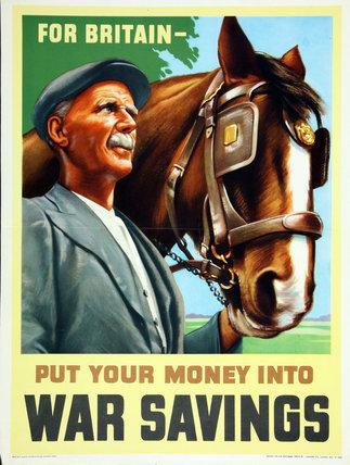 Put Your Mondy Into War Savings