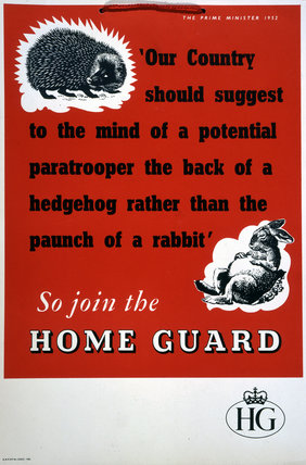 So Join the Home Guard