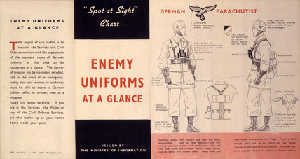Enemy Uniforms at a Glance