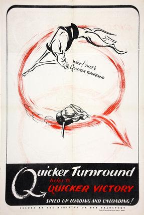 Quicker Turnaround Helps to Quicker Victory