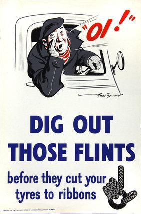 Dig Out Those Flints