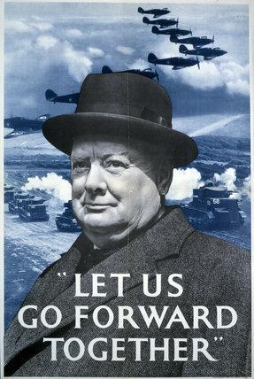 Let Us Go Forward Together