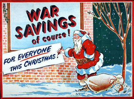War Savings Of Course!