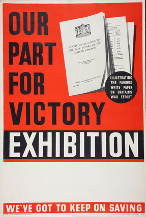 Our Part For Victory Exhibition