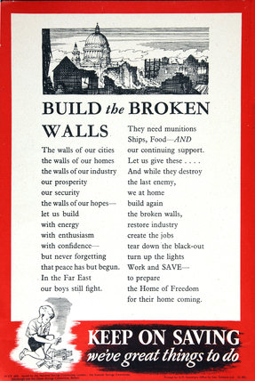 Build the Broken Walls