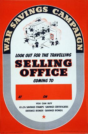 War Savings Campaign