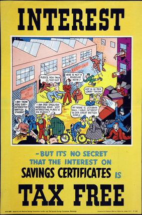Tax Free Savings Certificates